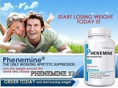 2 CT Phenemine Adipex 37.5 Slimming Pharmaceutical Grade Burner Best Diet Pills  4