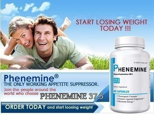 3  Phenemine Slimming Appetite Suppressant Best Adipex Diet Pills That Work 37.5 4