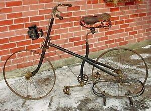 WANTED Vintage OLD WOODEN RIM BICYCLES London Ontario image 7