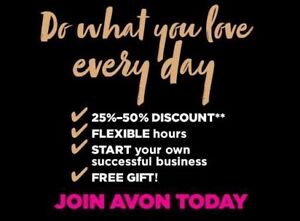 2 days to Sign for Avon