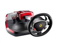 PS3 / PC Thrustmaster Ferrari Wireless GT Cockpit 430 Scuderia Edition