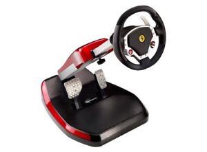 Volant ThrustMaster Ferrari Wireless GT Cockpit