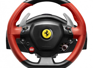 Thrustmaster Ferrari 458 Spider Racing Wheel & Pedals
