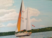 Boat Portraits - Perfect for Father's Day