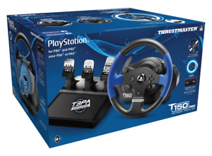 Thrustmaster T150 PRO wheel and pedal set