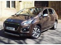 2014 Peugeot 3008 1.6 e-HDi Active 5 door EGC Diesel Estate
