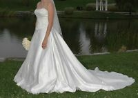 Wedding Dress for Sell- In very good condition