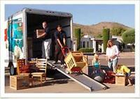 You Rent The Correct Size Truck & We Handle The Loading/Unloadin