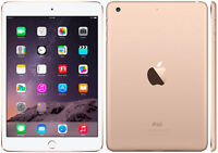 Ipad mini 3 gold with box
