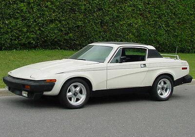 1975-1981 Triumph Tr7 Multi Lined Side Stripe Kit