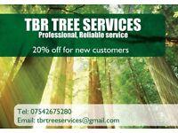 Tree surgery, Garden Maintenance