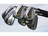 Taylormade Irons 4-P. Good Condition. Newly Regripped. Golf.