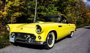 1955  Ford Thunderbird - Mint condition