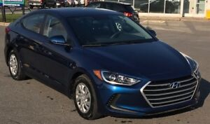 2018 Hyundai Elantra LE AUT0 AIR CRUISE HEATED SEATS