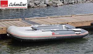 Cap-it Adventure Boats - Up to 15hp compatible