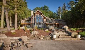 Picture yourself here - Chemong Lake Waterfront Home For Sale