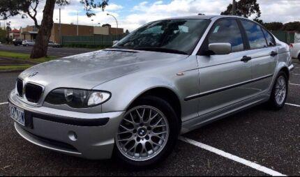 BMW 318i 2002.