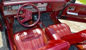 1984 CLASSIC DODGE 600 IN GOOD CONDITION FOR THE YEAR