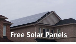 Free Solar MicroFIT/Net Metering, Eliminate  Hydro Bill
