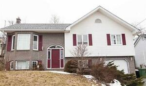 Beautiful executive home in Lower Sackville!