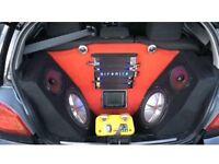 YARIS T SPORT BREAKING ICE JDM 4x100 Carbok fibre ROTA Honda Civic ef eg ek ej vti