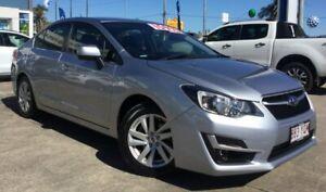 2015 Subaru Impreza G4 MY14 2.0i-S Lineartronic AWD Silver 6 Speed Constant Variable Sedan