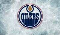 Oilers tickets.