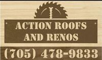 Action Roofing and Renovations