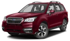 2017 Subaru Forester 2.5i Touring $2,000 IN SAVINGS AVAILABLE...