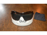 Brand New AUTHENTIC D&G Sunglasses From Sunglass Hut RRP £229.99