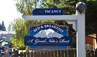 $500/Week - Fully Furnished Banff Bed and Breakfast
