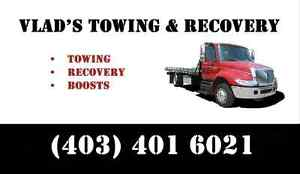 Vlad's Towing & Recovery