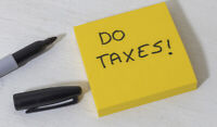 Income Tax Preparation and Filing Service