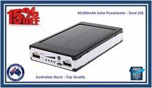 50,000mAh Solar Portable USB Power Bank Charger Guildford Swan Area Preview