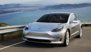 Tesla Model 3 reservation - ready to order - delivery 4-8weeks