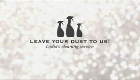 Spaces available for house cleans
