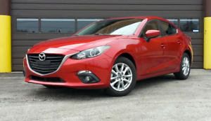 Mazda 3 available for Uber Hire