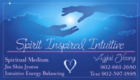 Psychic Medium, Energy Work, Jin Shin Jyutsu - Holiday Special!!