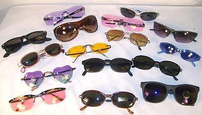100 BULK LOT SUNGLASSES men women glasses eyewear sunglass CHEAP PRICE wholesale