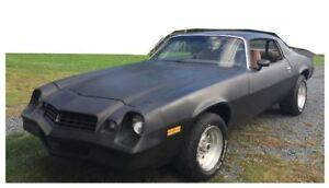 1979 Chevrolet Camaro RS (350 automatique)