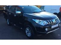 MITSUBISHI L200 2.4 2.5 DI-D BARBARIAN CrewCab WARRIOR TITAN FROM £84 PER WEEK!