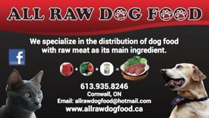 Raw Dog Food - All Raw Diet