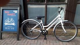 Ladies dutch bike, small frame size, 5 speed, serviced - test ride