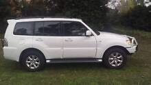 2013 Mitsubishi Pajero Wagon Benalla Benalla Area Preview