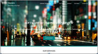 Complete website sol. for business/start-up, with very low price