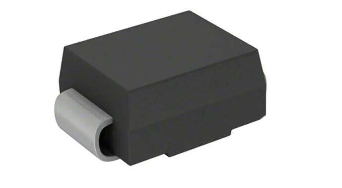 (1600 PC REEL) SMBJ10CA-TR, STMicro TVS Diode 10V 600W 184A SMB DO-214AA SM
