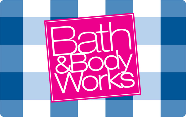 $15 Bath and Body Works gift card