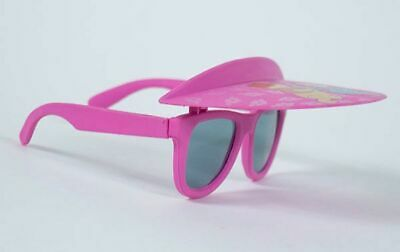 BABY INFANT WINNIE THE POOH SUNGLASSES VISOR PINK POOH & PIGLET BEST (Best Kids Sunglasses)