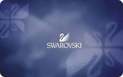 100€ Swarovski Gutschein für den Online Shop