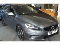 VOLVO V40 T2 [122] R DESIGN 5dr Geartronic (grey) 2017